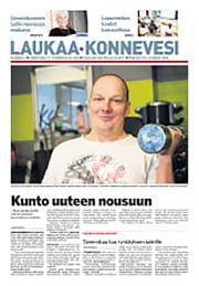 Laukaa-Konnevesi lehti 11.6.2020